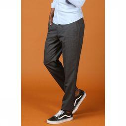 Matinique Trousers Las dark grey