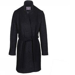 Ichi Coat Stipa black