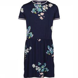 The New Dress Kaisja dark blue/Assortment Flower