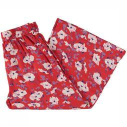 The New Trouser Kaktus Culottes red/Assortment Flower