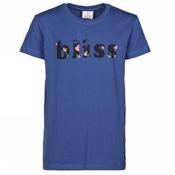 The New T-Shirt Marylyn Bleu Moyen