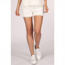 Vero Moda Short Vhhoney Lace Nfs Gebroken Wit