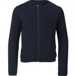 Name It Cardigan Nkflumia Donkerblauw/Middenrood