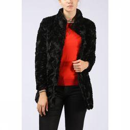 Jas Vmcurl High Neck Faux Fur Ns