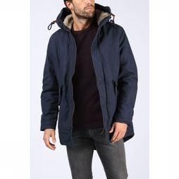 Jack & Jones Coat Jornewbento dark blue