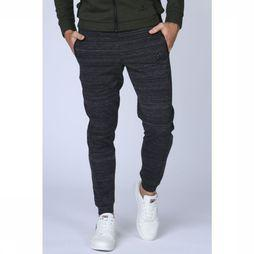 First Pantalon De Survetement Siraz Sweat Gris Foncé Mélange