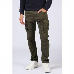 Jack & Jones Trousers Jjidrake Jjshop dark khaki