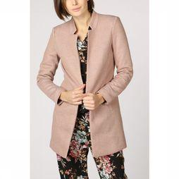 Only Coat Onlsoho Coatigan Rose Foncé