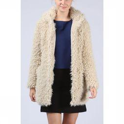 Coat Vmhood Jayla Faux Fur