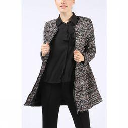 Vero Moda Blazer Vmalma Shine 3/4 black/light pink
