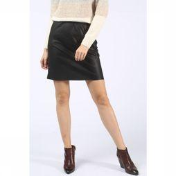Skirt Vmshine Ak Faux Leather