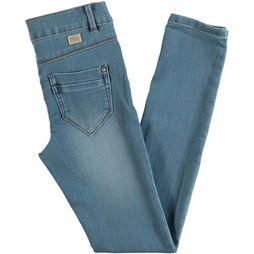 Name It Jeans polly Skinny jeans/Middenblauw