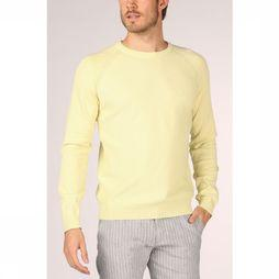 Premium Pullover Kyle Knit Crew light yellow