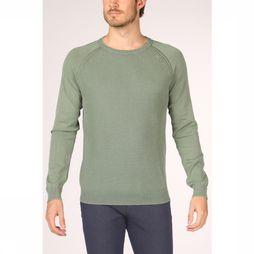Premium Pullover Kyle Knit Crew light green