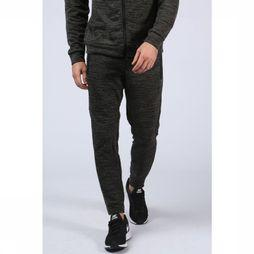 First Sweat pants Ethan Slim Sweat Dark Grey Mixture