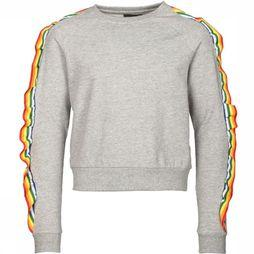 Lmtd By Name It Pullover ffranbow Light Grey Mixture