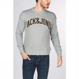 Jack & Jones Pullover ormillennium Light Grey Mixture
