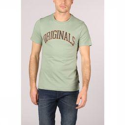 Jack & Jones T-Shirt ormillennium light khaki