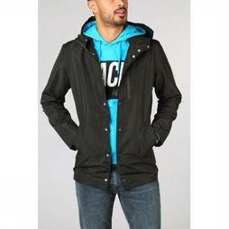 Jack & Jones Coat corainy black