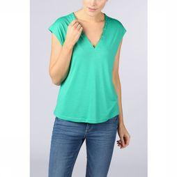 Vero Moda Shirt carrie Ss mid green