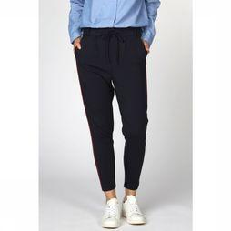 Only Trousers poptrash Easy Duo Mix Panel dark blue/white
