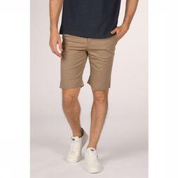 Jack & Jones Short ilorenzoakm648 Kameelbruin/Assortiment Geometrisch
