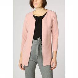 Only Cardigan Leco 1/8 Long light pink/No Colour