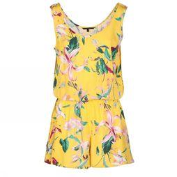 Vero Moda Jumpsuit Vmsimply Easly light yellow/Assortment Flower