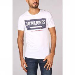 Jack & Jones T-Shirt codaxis white