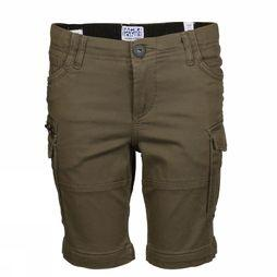 Jack & Jones Short Shop Yy Cargo Short 429 Kaki Moyen