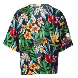 Name It Shirt Ni Vinaya Kimono blue/Assortment Flower