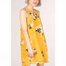 Only Dress mariana Myrina S/L Dress Noos Wvn mid yellow/Assortment Flower