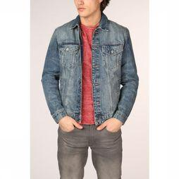 Only&Sons Coat Onscoin Trucker mid blue