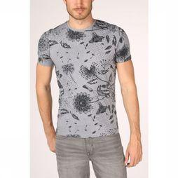 Premium T-Shirt Marco SS Tee mid grey