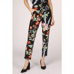 Only Trousers nova Pant Aop 4 Wvn black/Assortment Flower