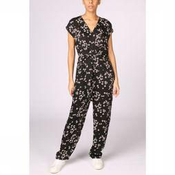 Vero Moda Jumpsuit kaya S/S black/Assortment Flower