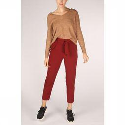 Only Trousers carolina Hw Belts Cc Tlr Bordeaux