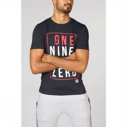Jack & Jones T-Shirt cobooster dark blue