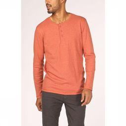 Only&Sons T-Shirt how Grandad Ls Rouge Clair