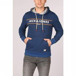 Jack & Jones Pullover ortucosw mid blue