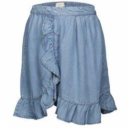 Kids Only Skirt gry Frill light blue