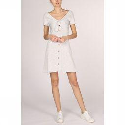 Only Dress marbella S/S Dress Jrs off white/light grey