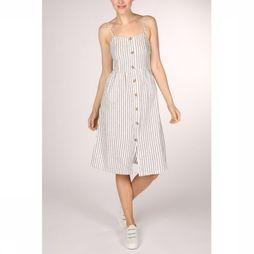 Only Dress luna Strap Stripe Dnm Dress Qy T off white/light blue
