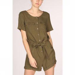 Vila Jumpsuit safari Playsuit mid khaki