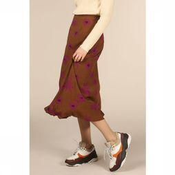 Ichi Skirt bessin Sk rust/Assortment Flower