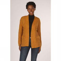 B.Young Cardigan mirelle Short 3 Donkergeel