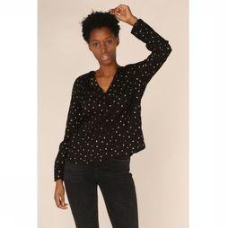 B.Young Blouse jodie Noir/Or