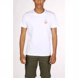 Jack & Jones T-Shirt Jorfaster Tee Ss Cn white