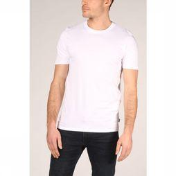 Jack & Jones T-Shirt Jjeorganic Basic Tee white