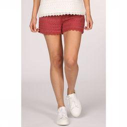 Vero Moda Short Vhhoney Lace Nfs Rouille